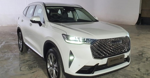 NEW CARS : All New HAVAL H6 Hybrid SUV